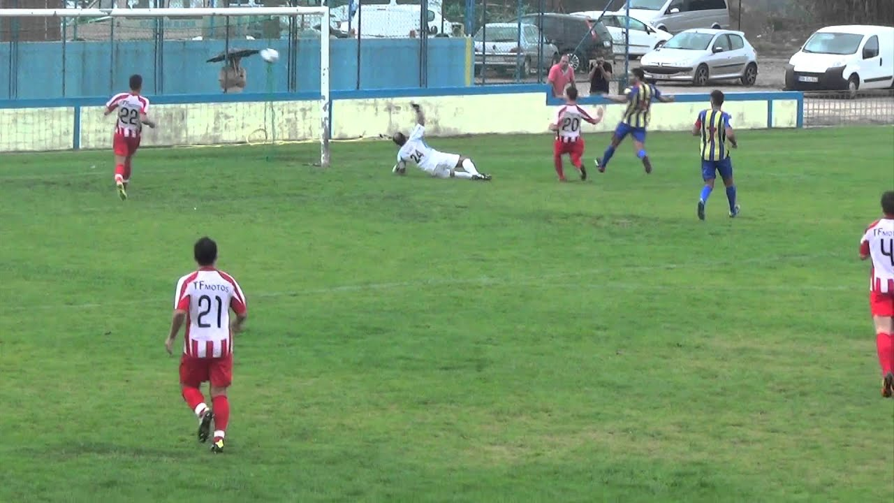 Jogo de apresentação da equipa do Atlético do Cacém em jogo contra o Atalaia do Campo. Resultado de 2 - 1