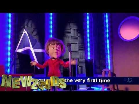 Karaoke Korner with Nicola Sturgeon and Alex Salmond - Newzoids