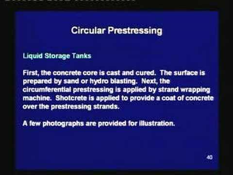 NPTEL :: Civil Engineering - Pre-stressed Concrete Structures