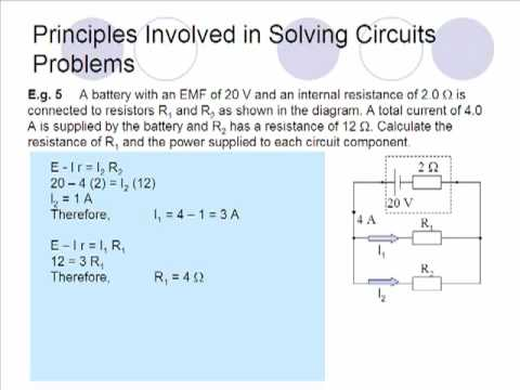 SAJC Physics E-learning Video 2010 (Lecture) Part 3
