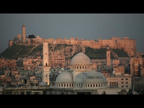 Aleppo: Then and now