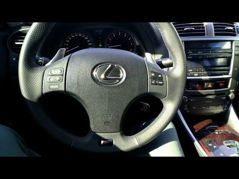Руль от IS F в Lexus IS 250