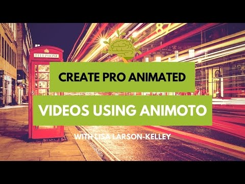 Ep12: Create Professional Animated Videos Using Animoto