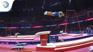 Marco SARRUGERIO (ITA) - 2018 Artistic Gymnastics Europeans, qualification vault