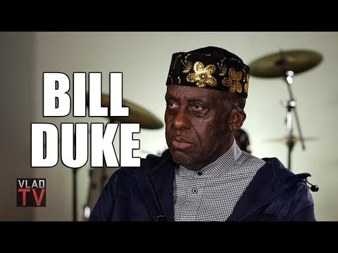 Bill Duke on Doing 'Action Jackson' with Carl Weathers After They Did 'Predator' (Part 8)