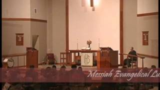 "Evangelical Hymn: The Benediction & Hymn: ""All Praise to Thee, My God, This Night"""