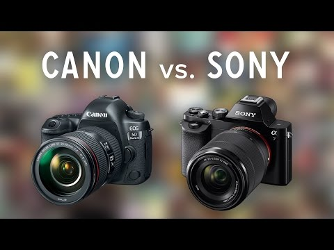8 Reasons Why I (Almost) Switched to Sony from Canon for Videography & Photography