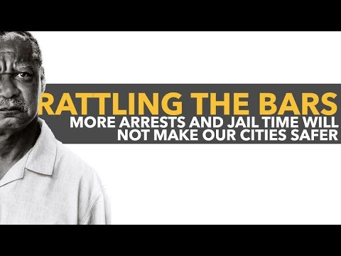 Rattling the Bars: More Arrests And Jail Time do not Make Cities Safer