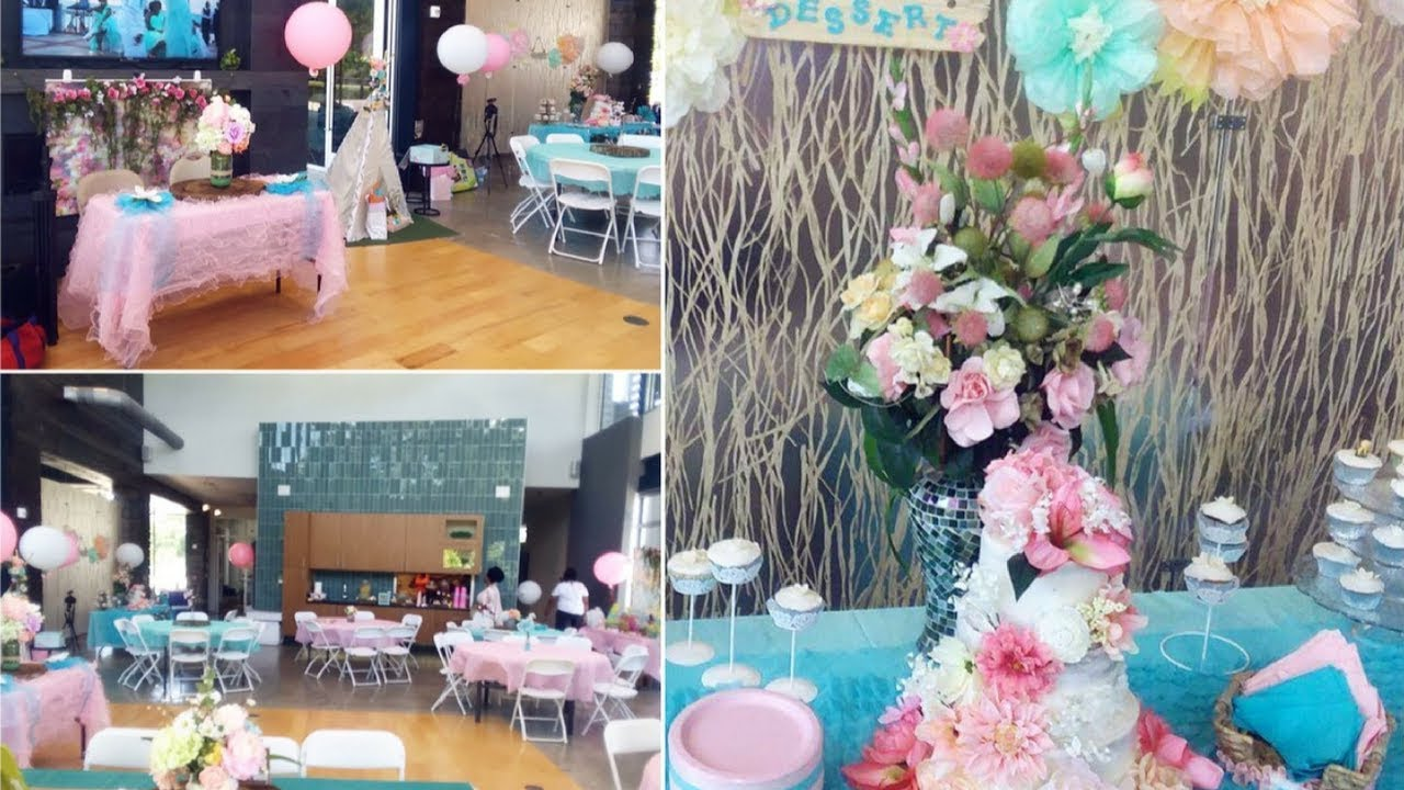 Watch 7 Easy And Chic Party Planning Ideas video