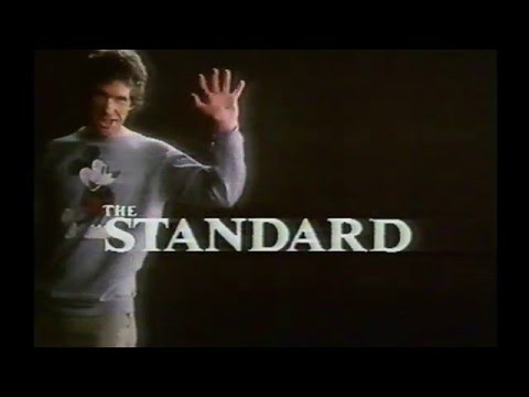 The Standard News Paper TV Commercial 1982