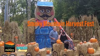 See More Smokies Insider Edition - Smoky Mountain Harvest Fest - Sevierville, TN