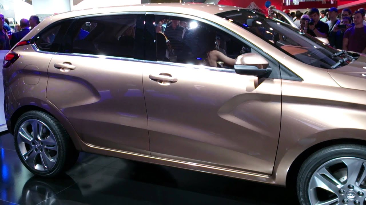 сколько стрит lada concept cars 2014 x-ray 2
