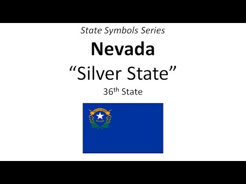 State Symbols Series Nevada Youtube