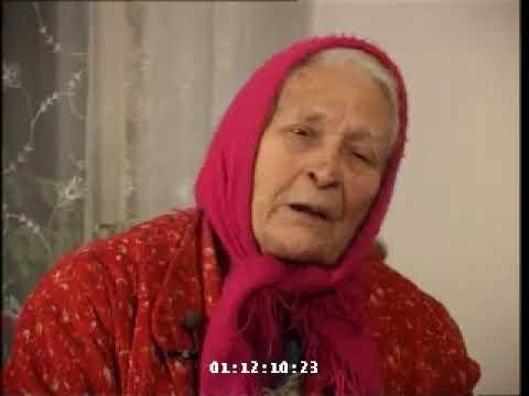 Холокост на Украине - Екатерина Кривопышко, г.р. 1924 г., с. Мацковцы, Украина - USHMM