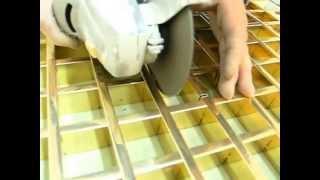 видео точечные светильники для гипсокартонных потолков особенности