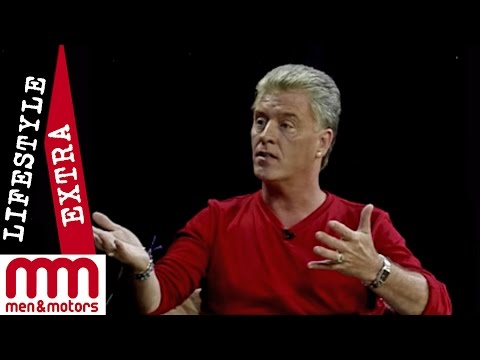 Derek Acorah Talks Spirits, Skeptics, and Abilities