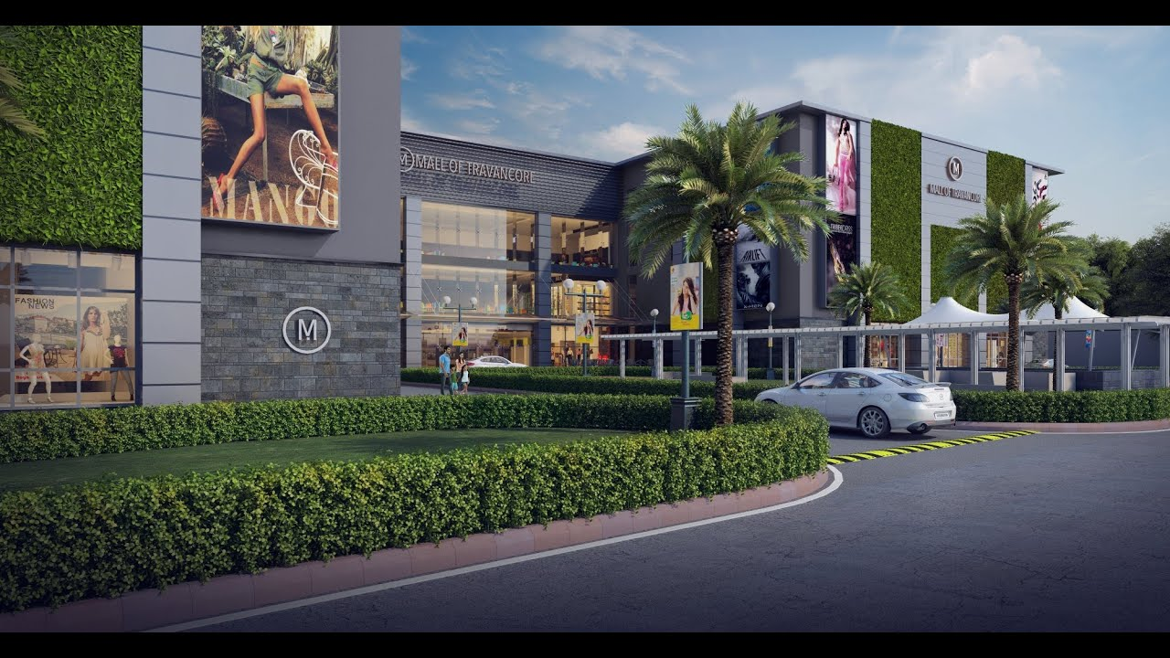 Image result for mall of travancore