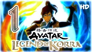 The Legend of Korra Walkthrough Part 1 No Commentary (PS3, PS4, X360) Chapter 1: A New Era Begins
