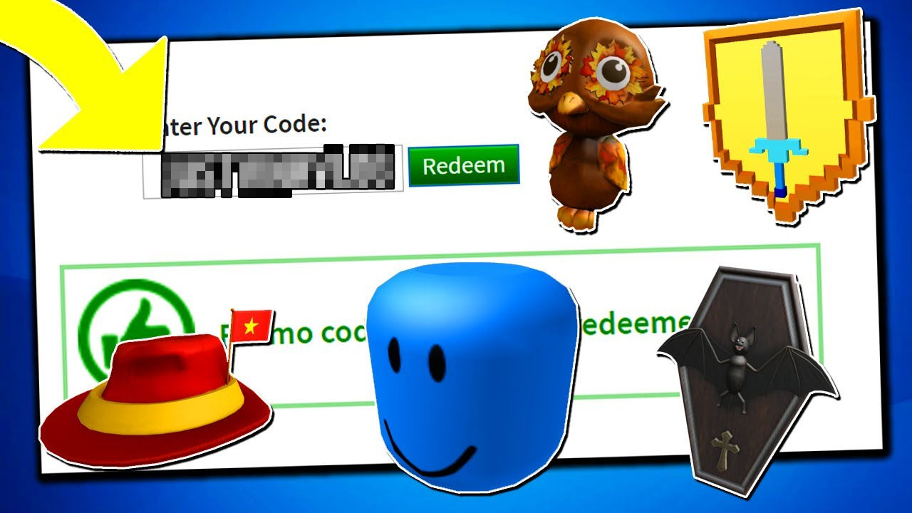 *SEPTEMBER* ALL WORKING PROMO CODES ON ROBLOX 2019| ROBUX NEW ICON! (NOT  EXPIRED!) -