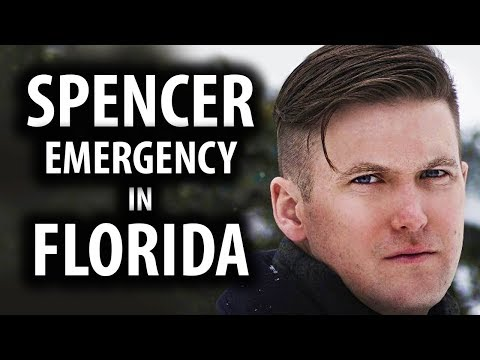 Florida in State of Emergency Over Richard Spencer