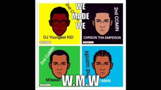 W.M.W - 4) Type of Music Prod. Coldman Beats (DJYK, M3ssiah
