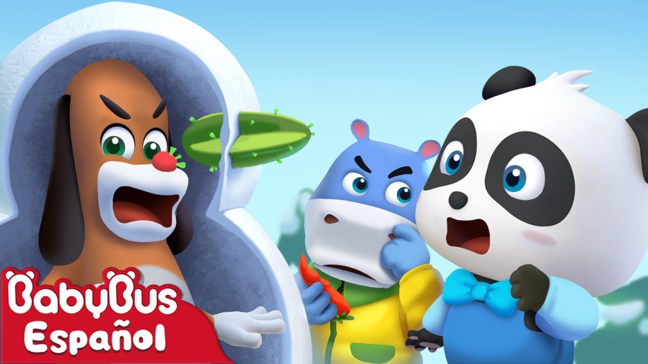 Nariz de Muñeco de Nieve | y Más Dibujos Animados | Video Para Niños | BabyBus Español