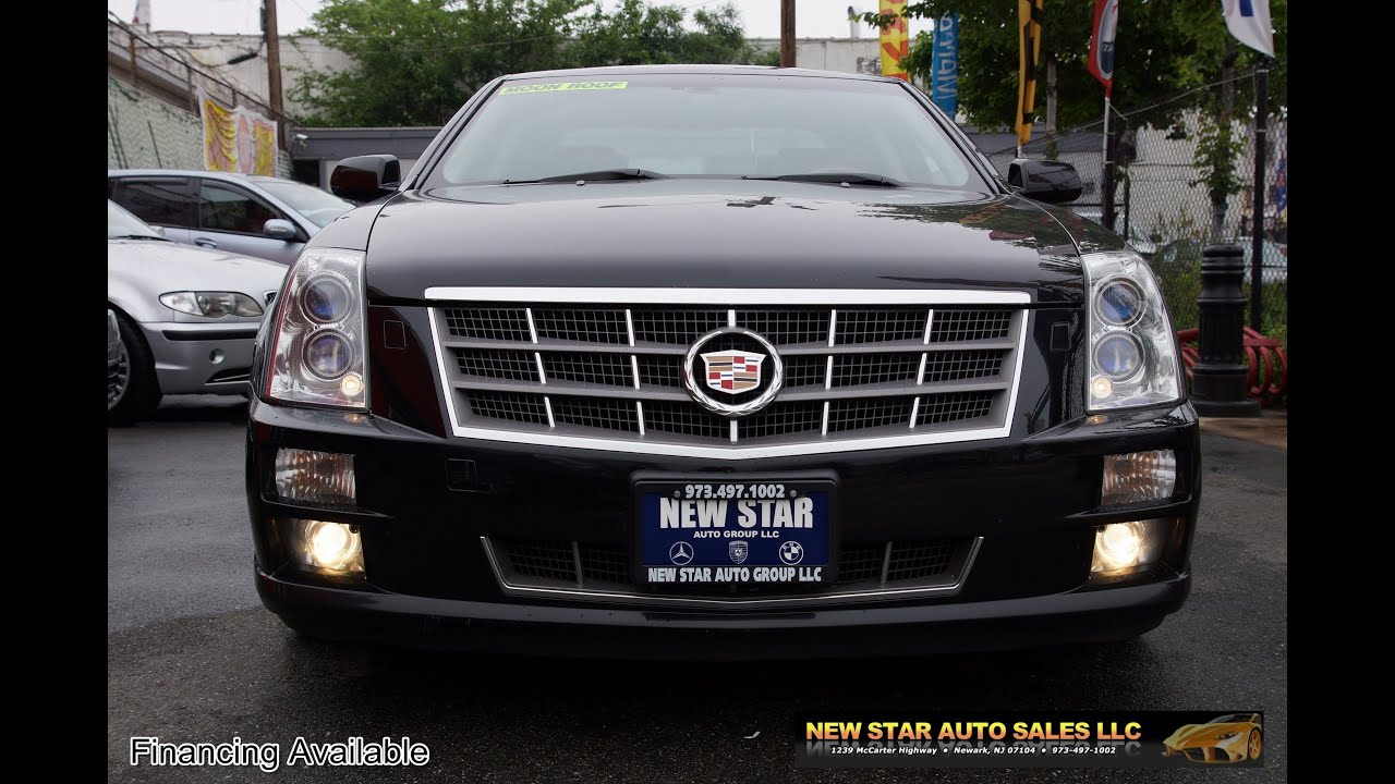 2009 Cadillac STS-4 3.6L V6 AWD All-Wheel-Drive - YouTube