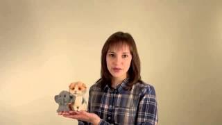 Выступление по валянию игрушек для начинающих