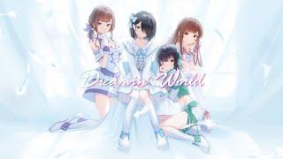 えのぐ - Dreamin'' World [Official Lyric Video]