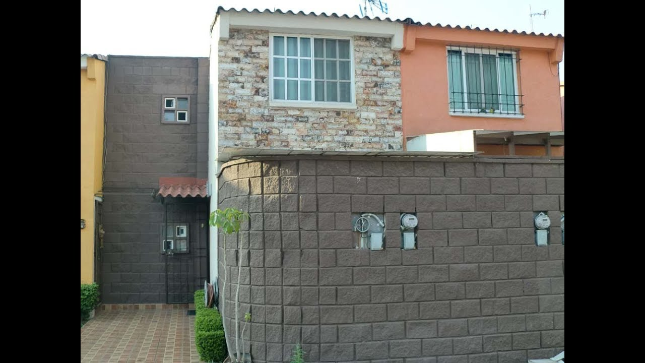 Hermosa Casa Con Ampliacion En El Fraccionamiento De Palmas 1 Ixtapaluca