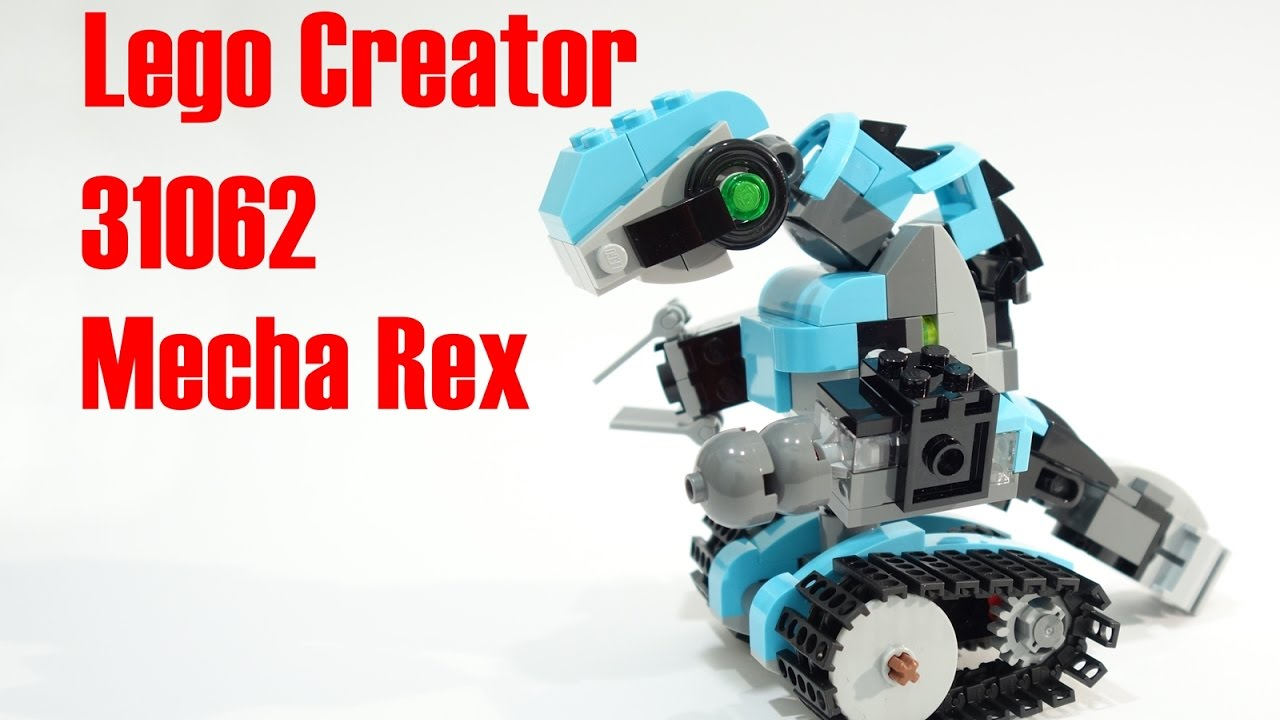 How To Build A Lego Dinotrux Rex Youtube