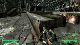 Fallout 3 - GTX560 (non TI) max settings 3GHZ Core 2 Duo gameplay / 007GT