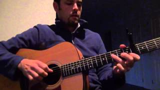Need You Now - Lady Antebellum (acoustic instrumental)