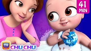 Bath Song 2 + More ChuChu TV Baby Nursery Rhymes & Kids Songs