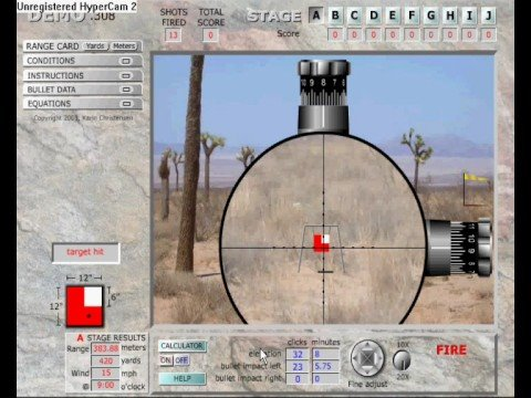 sniper simulator