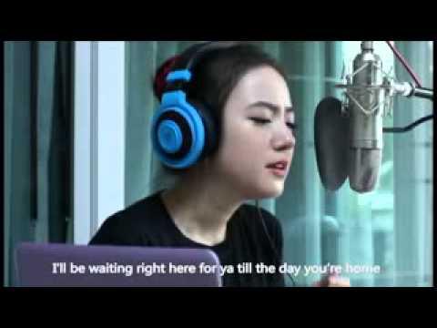 Cewek Cantik  Nyanyi Lagu See You Again