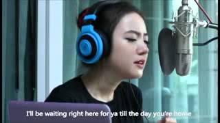 Gambar cover Cewek Cantik  Nyanyi Lagu See You Again
