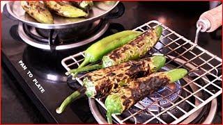 एक बार यह टेस्टी मिर्ची जरूर बना कर खाऐ दावा करती हूं कि आप सब्जी खाना भूल जाएंगे। BHUNI MIRCH