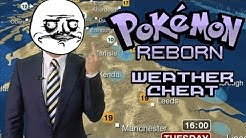 Pokemon Reborn: How to Change the Weather Like a Boss