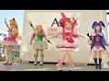 連続再生 【ダンス練習用】 ED『レッツ・ラ・クッキン☆ショータイム』キラキラ☆プリキュアアラモード