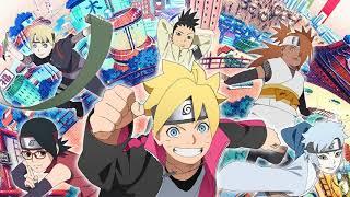 Boruto Naruto The Movie OST.orignal sound track.