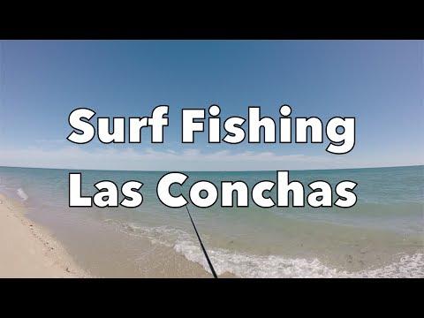 Surf Fishing Las Conchas, Day 3,  In Puerto Peñasco, Mexico: Sonoran Desert Beach Fishing