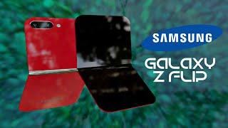 Samsung Galaxy Z Flip (Galaxy Fold 2) First Look /Introduction