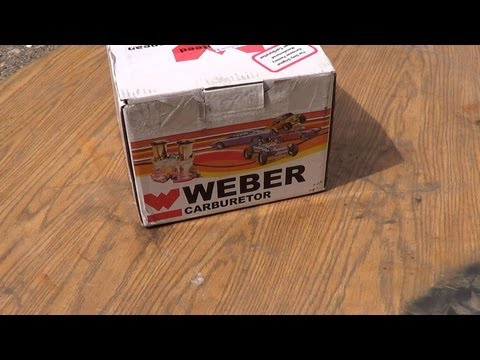 How To Install A Weber Carburetor