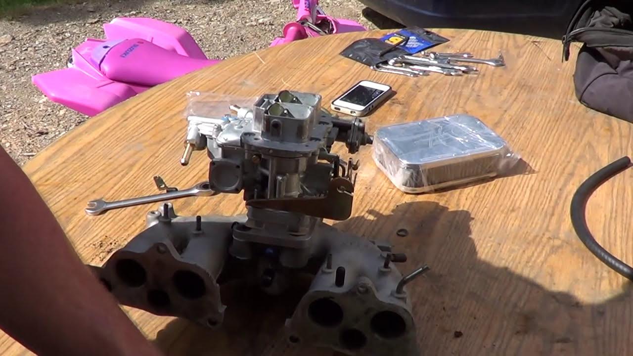 How To Install A Weber Carburetor  Joseph Wilkins 21:59 HD