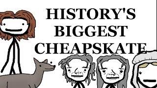 Daniel Dancer, History's Biggest Cheapskate