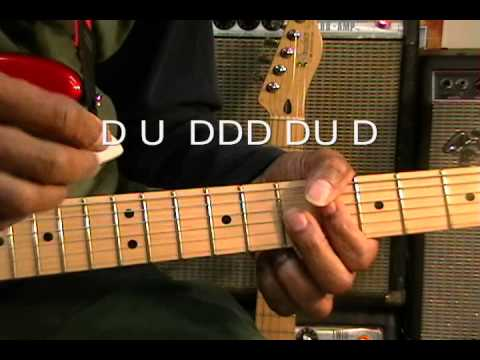How To PLAY THAT FUNKY MUSIC Wild Cherry On Guitar Intro & Chords Instruction
