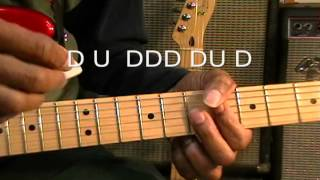 How To PLAY THAT FUNKY MUSIC Wild Cherry On Guitar Intro & Chords @EricBlackmonGuitar