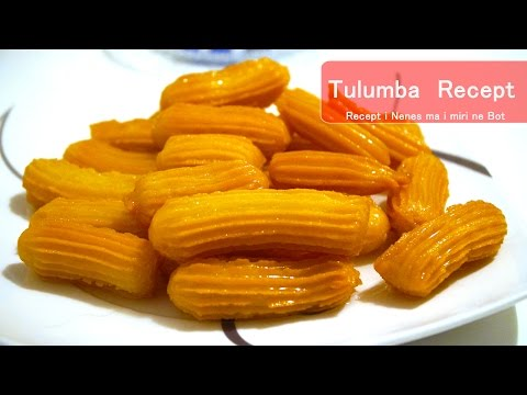 Tulumba Recept i Nenes