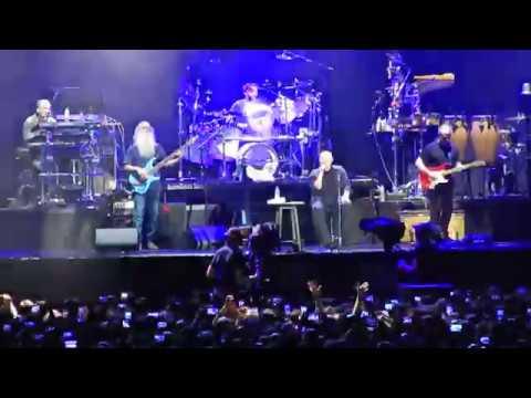 Phil Collins - In The Air Tonight | Rio de Janeiro - Brazil (22/02/2018) [HD]